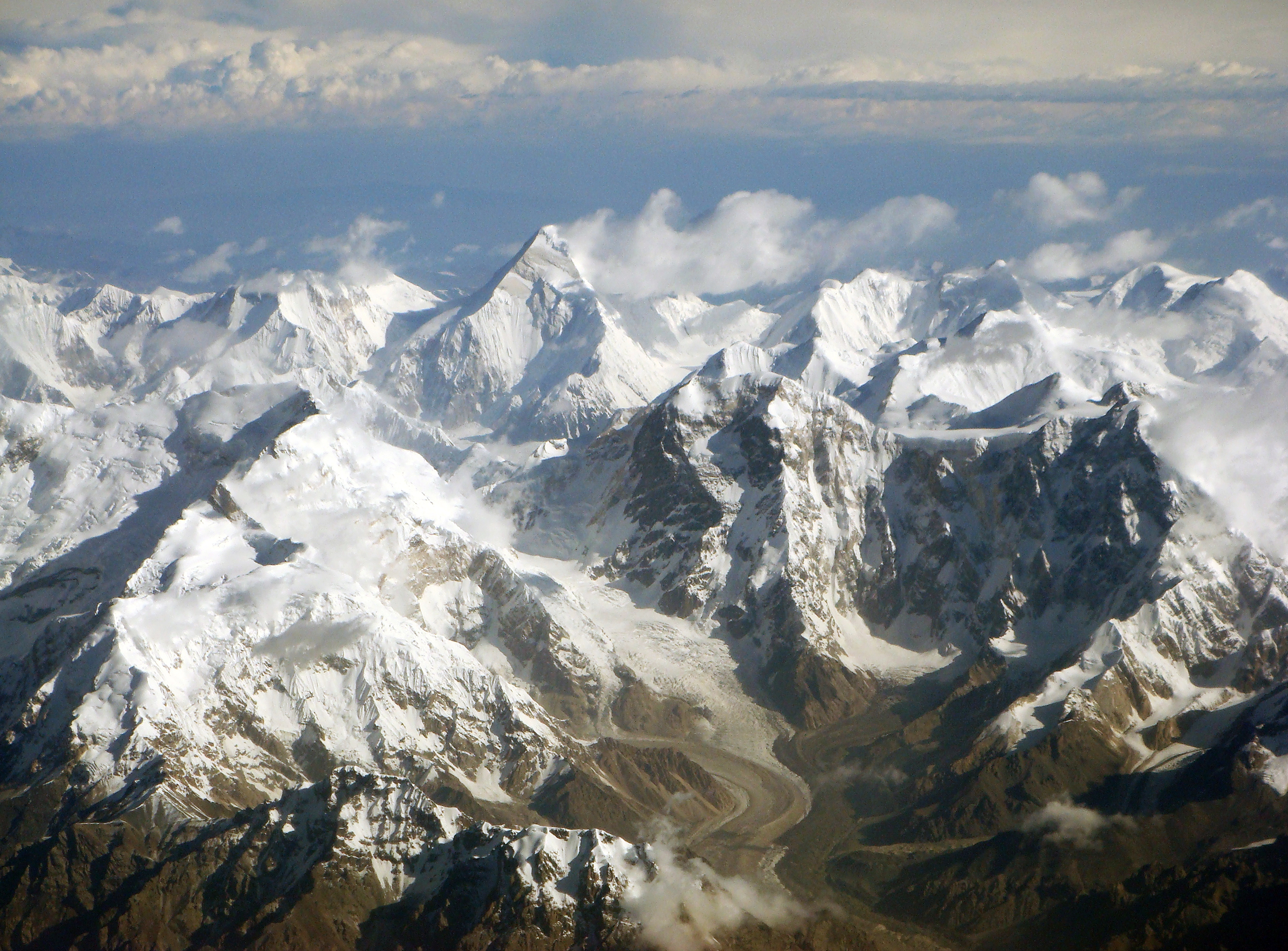 News from Tien Shan