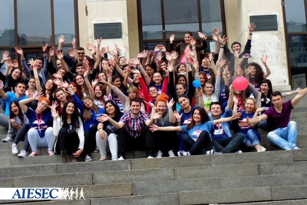 EVERESTUL AIESEC – peace and fulfillment of humankind's potential