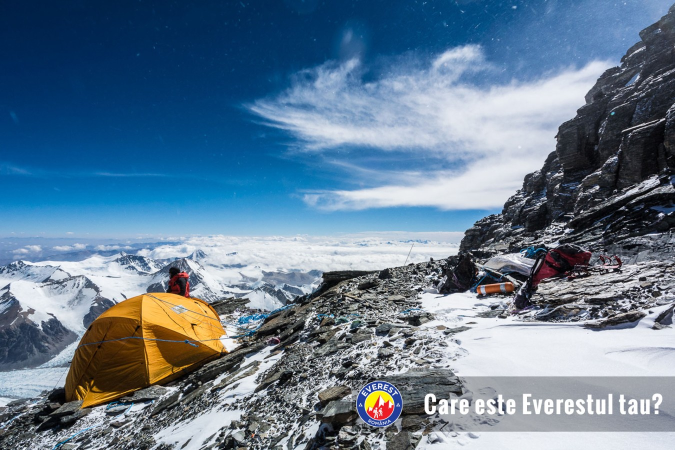 10 Business principles explored at over 8000m in the Himalayas